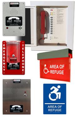 Alpha Communications™ School Safety: Emergency Call Devices